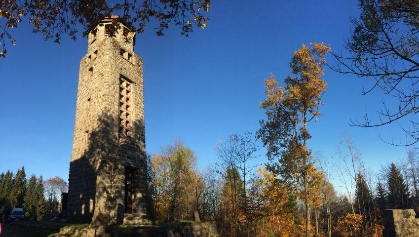 Rozhledna Bramberk | Chalupa Amálka výlety po Jizerských horách