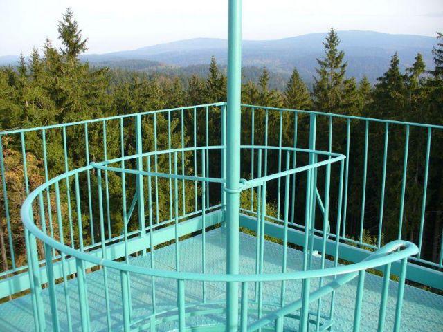 Rozhledna Slovanka | Chalupa Amálka výlety po Jizerských horách