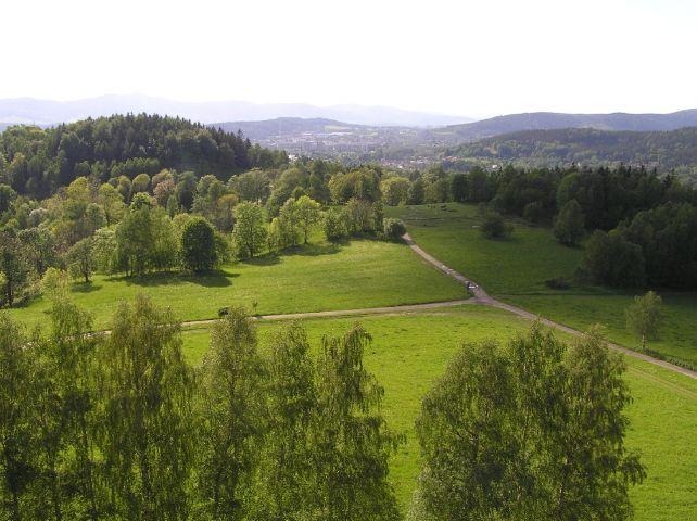 Rozhledna Nisanka | Výhled na Jizerské hory | Chalupa Amálka výlety po Jizerských horách