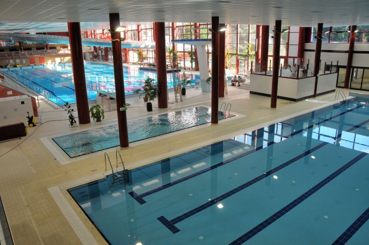 Plavecký bazén LIberec | Parádní zábava, když na Amálce prší