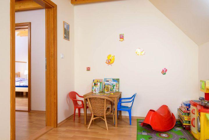 Dětský koutek | Chalupa Amálka | Ubytování JIzerské hory