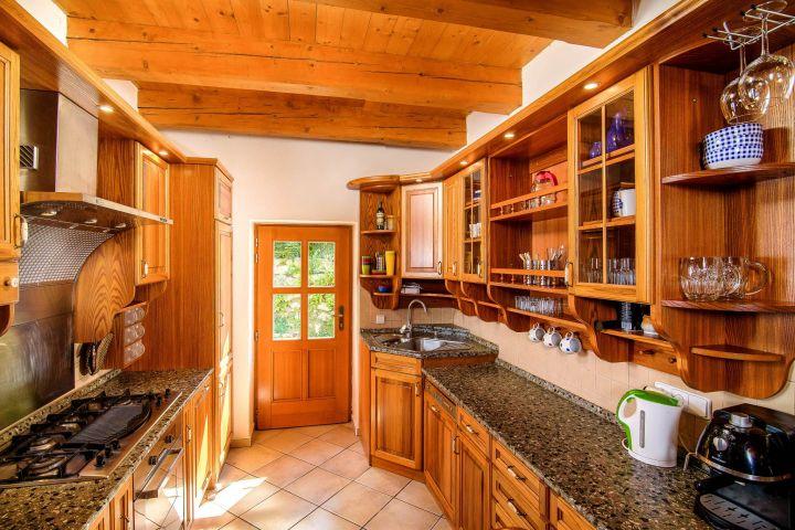 Amálčina divotvorná kuchyně  | Chalupa Amálka | Ubytování JIzerské hory