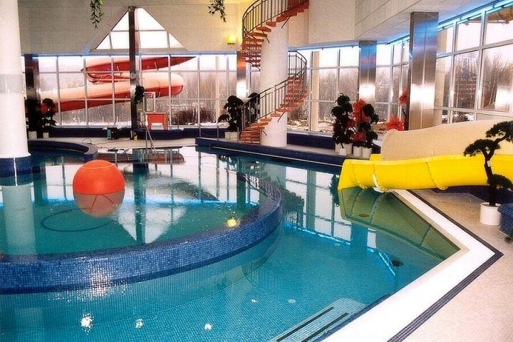 Bazén plný atrakcí v Jablonci nad Nisou