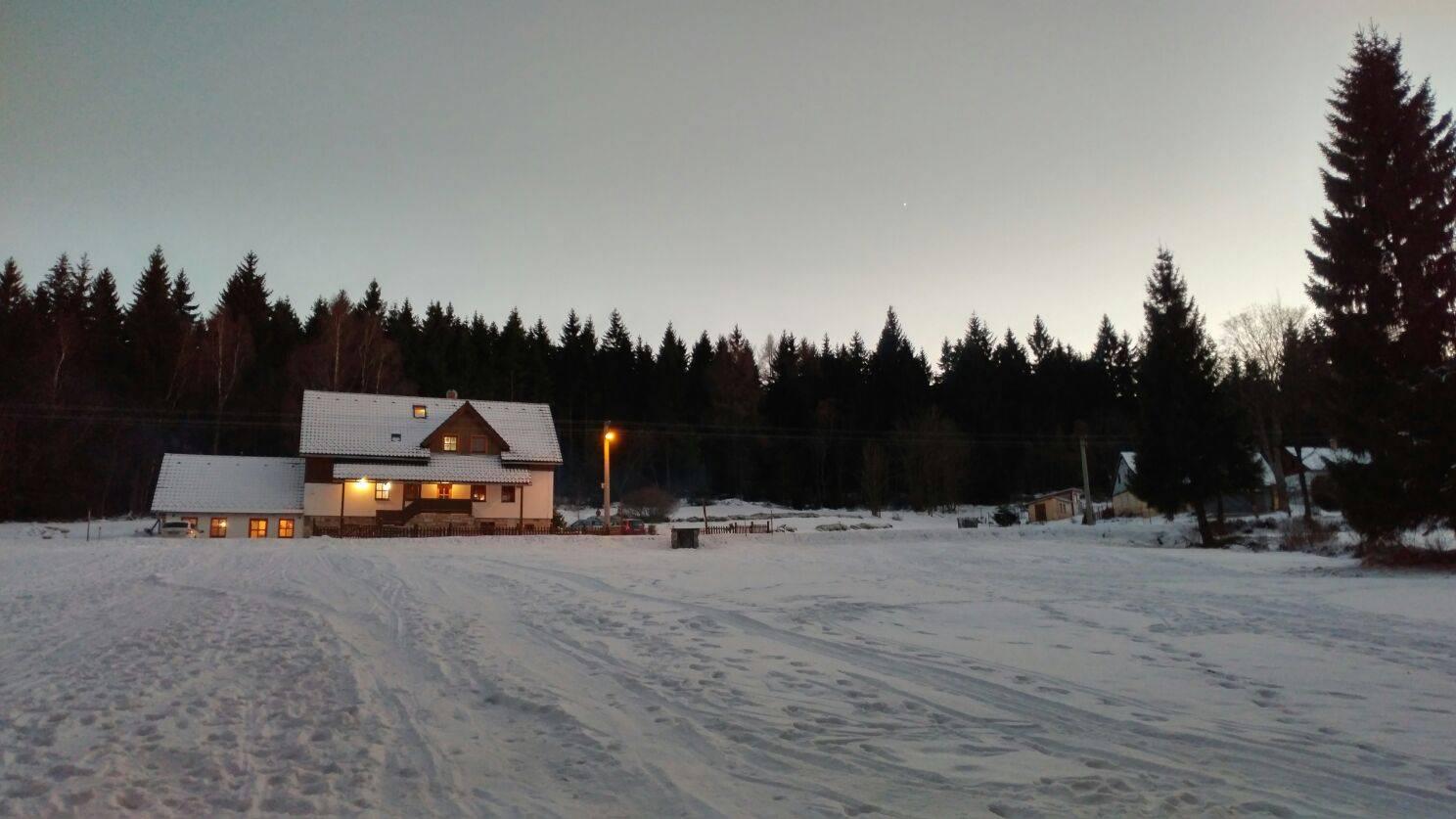 Chalupa Amálka   Ubytování Jizerské hory   Pronájem chalupy   www.chalupa-amalka.cz