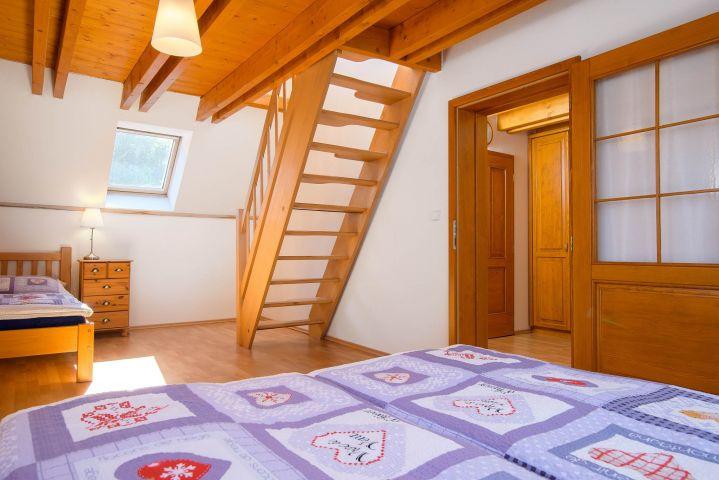 Apartmán Bramberk | Chalupa Amálka | Ubytování JIzerské hory