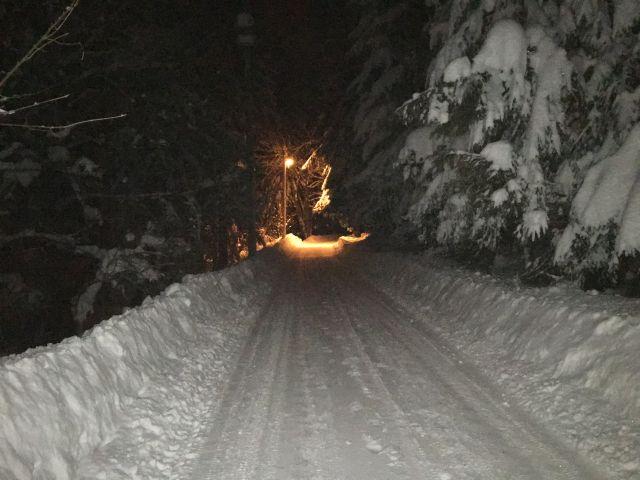 Zimní procházka kolem Amálky | Cesta k Amálce | Chalupa Amálka pronájem chalupy v Jizerských horách