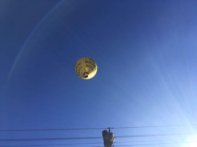 Lety balónem Jizerské hory | Aktivní dovolená Jizerské hory | Chalupa Amálka